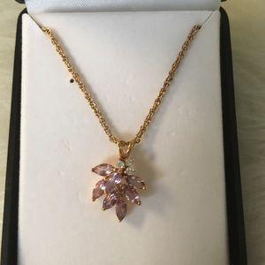 Jewelry - Genuine Amethyst necklace